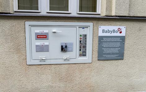 Babybox je vyhřívaná schránka na nechtěné děti.