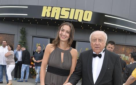Lucie Gelemová s Felixem