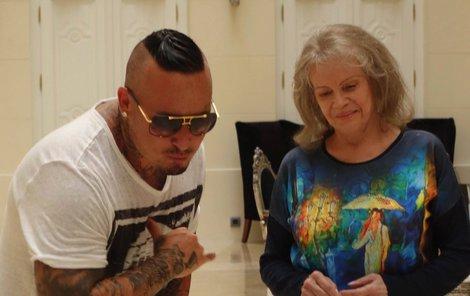 Fešáka Dyka vyměnila za rappera El Nina.