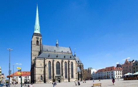 Plzeň je městem plným zábavy.