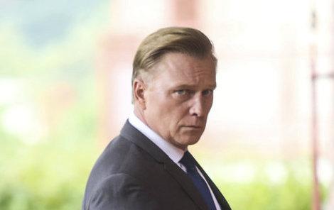 V roli kapitána Exnera se už od 27. srpna objevuje na Primě.