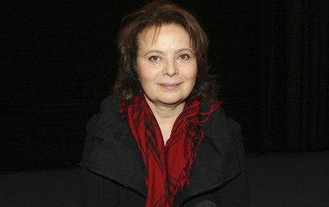 Libuška Šafránková.