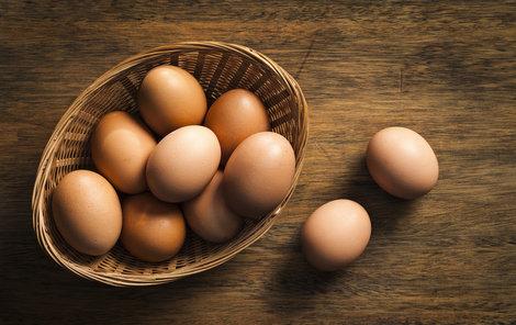 Do Česka nejspíš dorazilo několik tun vaječných výrobků kontaminovaných jedovatým insekticidem fipronilem.