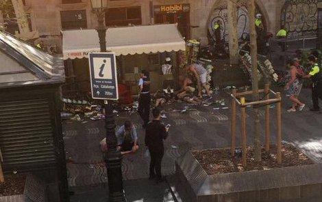 Útok v Barceloně