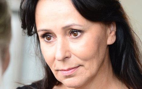 Heidi Janků se vrací do práce.