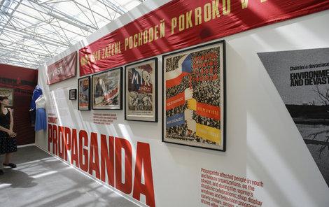 Muzeum Komunismu ukazuje, jak jsme tu žili.