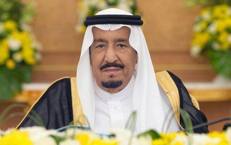 Majetek krále Salmána činí bezmála 380 miliard Kč.