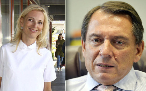 Petra Paroubková a Jiří Paroubek zřejmě mají lepší období.