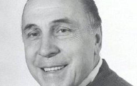 Zemřel pěvec René Tuček (†81)