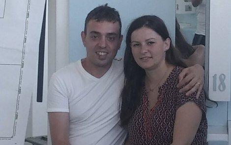 Irena a Massimo, rodiče Juliana.