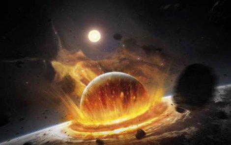 Planeta Nibiru prý narazí do Země už v září.