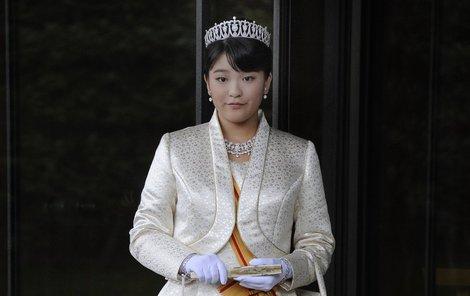 Princezna Mako (25), nejstarší vnučka japonského císaře Akihita (83), se rozhodla dobrovolně vzdát šlechtického titulu, jen aby si mohla vzít svou životní lásku!