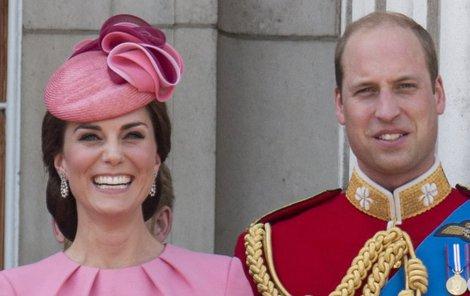 Roztomilá královská rodinka se brzy rozroste. George a Charlotte budou mít dalšího sourozence.