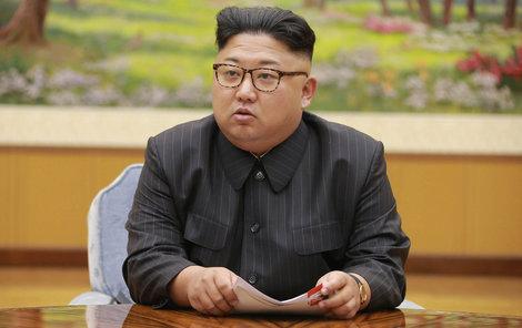 Diktátora Kim Čong-un