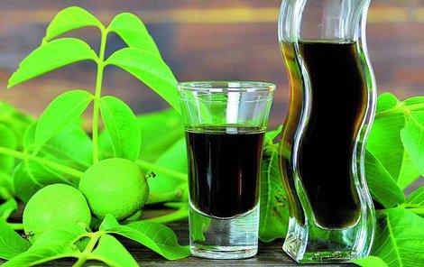 Ořechový likér v zimě poškádlí vaše chuťové pohárky.