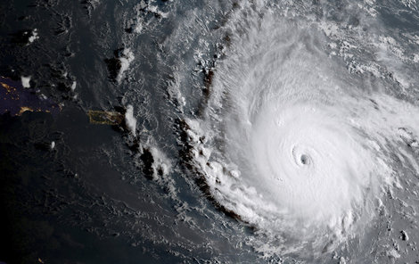 Nejsilnější hurikán všech dob?!