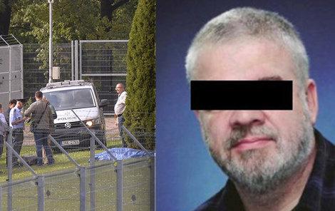 U sebevraždy kolegy z ČT byl také Václav Moravec.