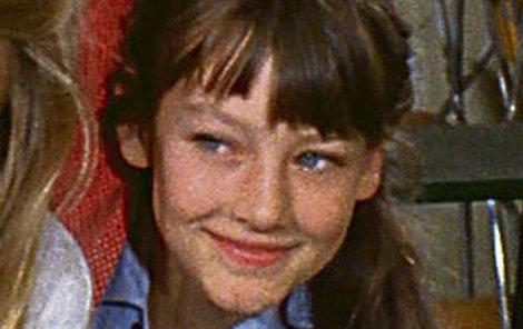 1984 My všichni školou povinní Jako Alena Hajská v úspěšném seriálu.