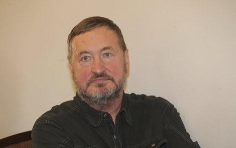 Jiřímu Trnkovi zjistili nemoc před dvěma lety.