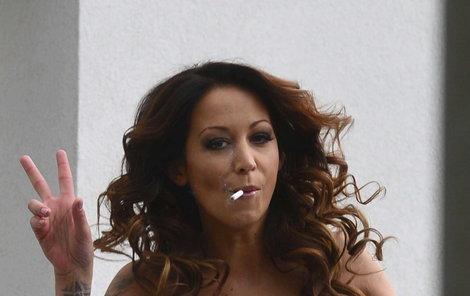 Denise masino kouření