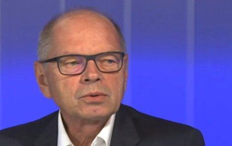 Ivan Pilný (ANO) v pořadu Partie (17. 9. 2017)