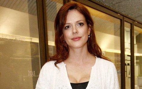 Kerestešová zažila během natáčení hodně velký stres.