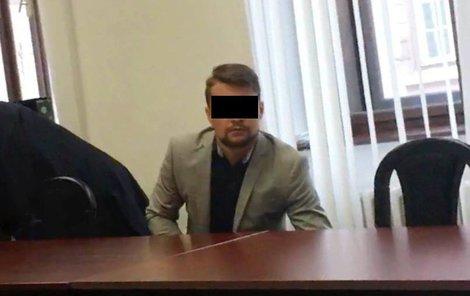 Vladimír L. u plzeňského krajského soudu.