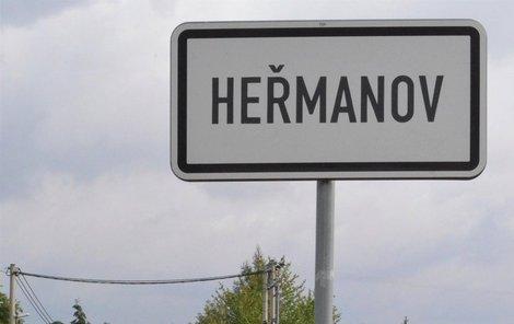 Heřmanov = Vymazlená vesnice!