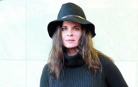 Zuzana Fialová promluvila o tom, proč utíká na Elbu.