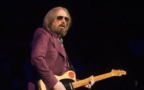 Tom Petty (†66)