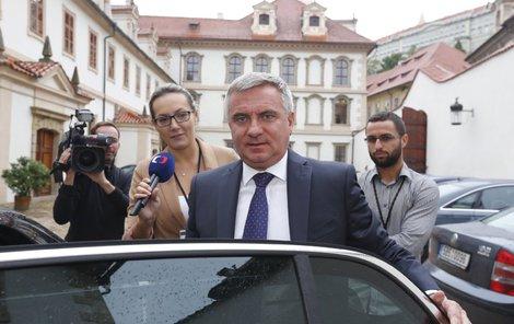 Vratislav Mynář sklízí plody své práce?
