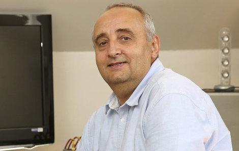 Dalibor Lipský je uznávaný filmový střihač, který má na kontě desítky filmů a seriálů.