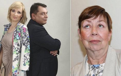 Paroubkova ex Zuzana se ostře pustila do Petry: Je to blázen! Strašně lže a sama se neuživí