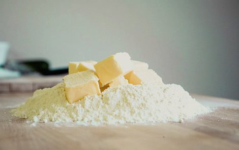 Pečení bez másla a vajec