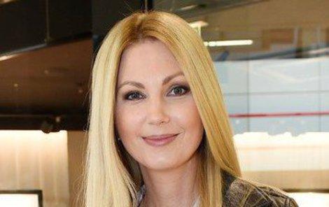 Sandra Parmová je jako lunt.