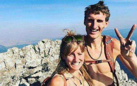Hayden s Inge zdolali desítky hor.