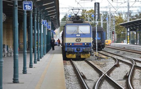 Holčičku (6) zachytil vlak!