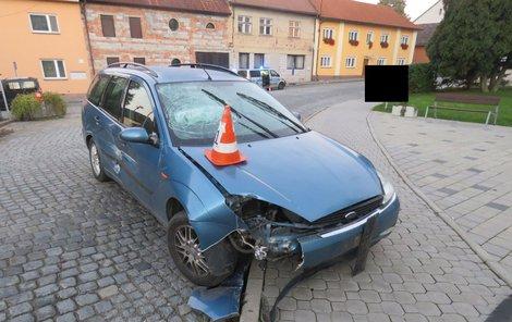 S více než 4 promile v krvi havaroval včera muž (37) v Želechovicích na Zlínsku.
