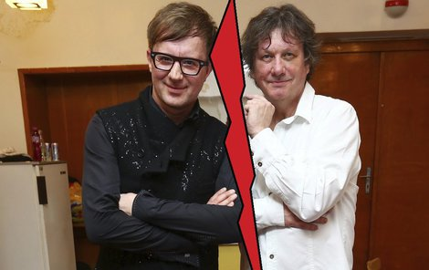 Dříve patřili mezi nejznámější hvězdy českého showbyznysu a jejich slávu jim záviděl kde kdo. Nyní mají oba svou vlastní sólovou dráhu a skoro se nestýkají.