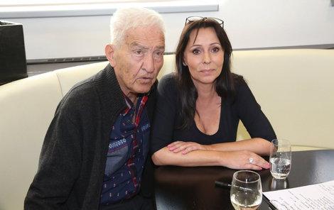 Heidi Janků s manželem strávila 25 let života.