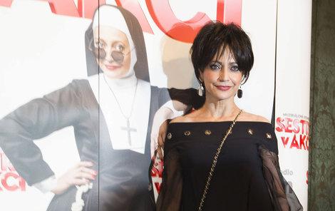 Premiéra muzikálu Sestra v akci v Hudebním divadle Karlín.