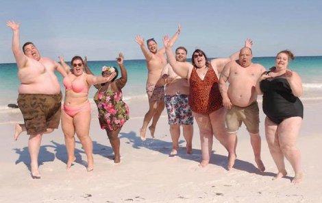 Na Bahamách je první hotel speciálně upravený pro lidi s nadváhou.