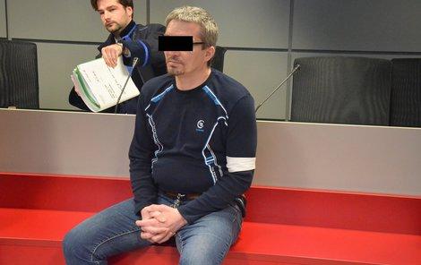 Libor H. může v kriminálu strávit až 12 let.