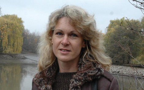 Ředitelka zahrady Iveta Rabasová.