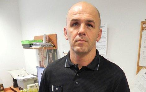 Jihomoravský hasič David Štioudek (48) obdržel medaili Za statečnost. Jako letecký záchranář zasahoval během půl roku u tří mimořádných udállostí