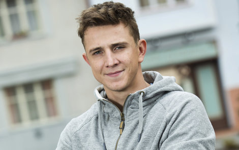 Jakub Štáfek.