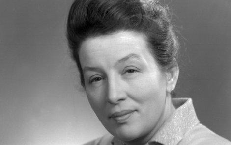 Dana Medřická byla vzácná bytost.