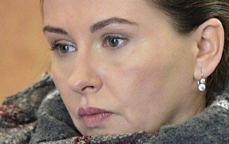 Morávková osud svojí seriálové postavy hodně prožívá.
