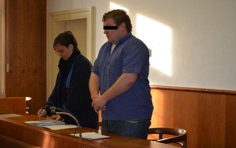 Jakub Š. vinu přiznal a trest přijal