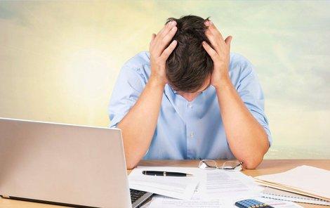 Přerůstají vám dluhy přes hlavu?